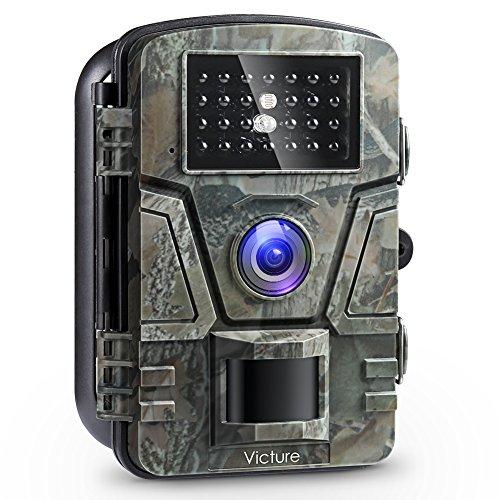 BRESSER Inkl.: Wildkamera, MicroSD Karte, Batterien, USB Kabel, Gurt