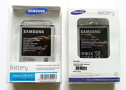 Original Samsung Galaxy S4 Akku B600BE EB-B600BE Batterie S IV i9500 i9505 Accu