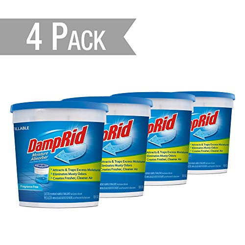 Learn More About DampRid DR Moist ABS 10.5OZ LAV Vanilla 4PK - SIOC Moisture Absorber