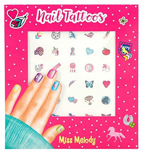 Depesche 4463 Nagel Tattoos Miss Melody