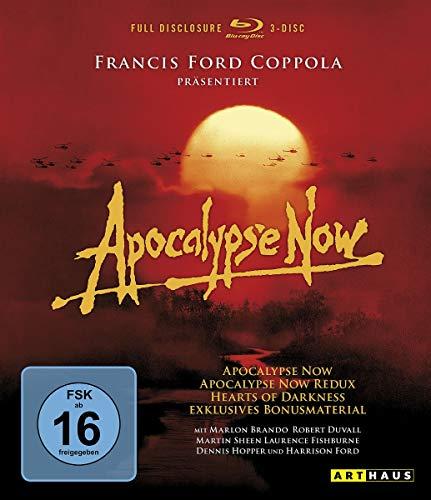 Apocalypse Now-Full Disclosure [Blu-Ray] [Import]