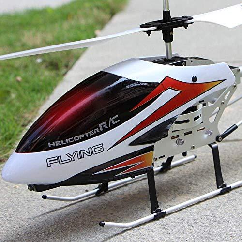 IBalody 3.5 Canales de Gran Resistencia al Choque Control Remoto Iluminación LED Avión de Juguete RC Helicóptero Estable Sistema de giroscopio Incorporado Súper avión Buena operación Boy Toy Drone