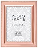 Innova pm07932Marco de Fotos 10x 15cm Color Metal Perlado Oro Metal Rosa 23x 18x 2cm