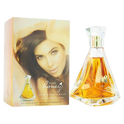 Kim Kardashian Pure Honey Perfume con vaporizador - 100 ml