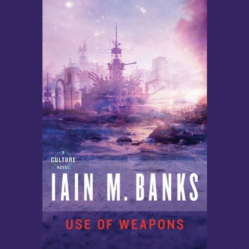 Use of Weapons audiobook cover art