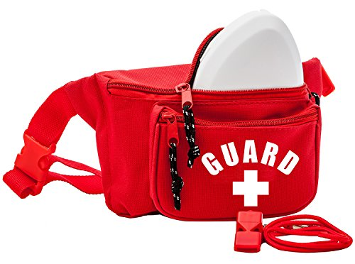 BLARIX Guard First Responder Fanny Pack (Red)