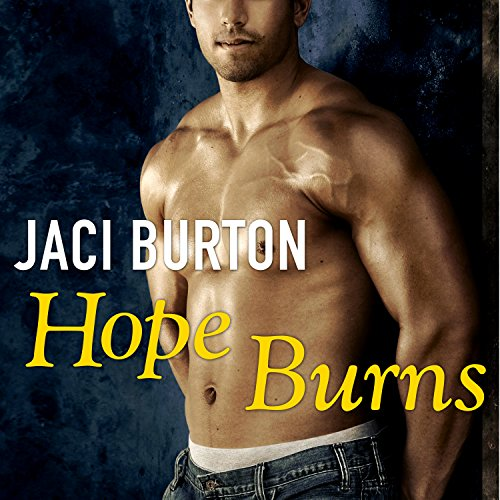 Hope Burns audiobook cover art