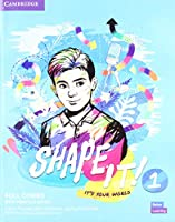 Shape It! Level 1 Full Combo Student's Book and Workbook with Practice Extra