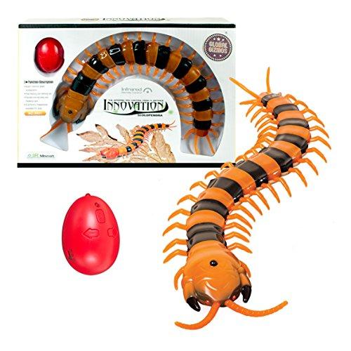 Global Gizmos 138.785,6cm batteriebetrieben Infrarot Fernbedienung Centipede Insekten Spielzeug