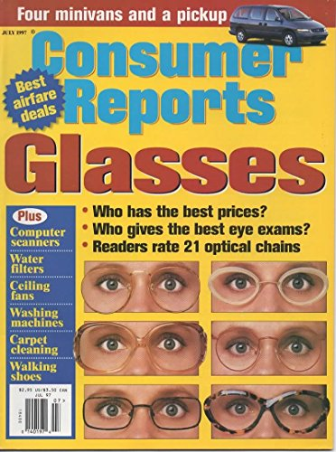 Consumer Reports July 1997