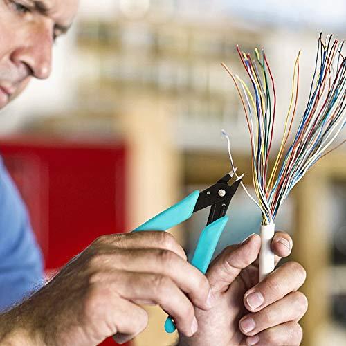 HMG Acero Inoxidable Mini Cable Oblicua de Corte Lateral de la Abrazadera