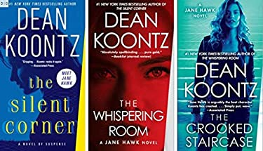 Jane Hawk ( Books 1-3 ) Series Set