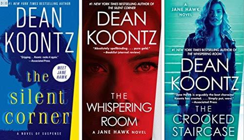 Jane Hawk ( Books 1-3 ) Series Set