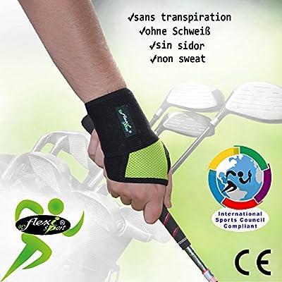 4DflexiSPORT Muñequera Wrap Non-splinted?Golf