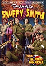 Hillbilly Double Feature: (Private Snuffy Smith / I'm From Arkansas)
