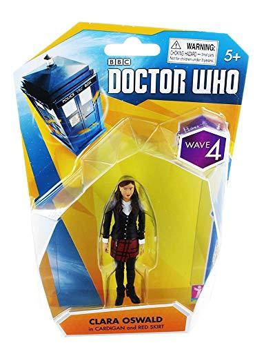 Doctor Who Clara Oswald Figure Set