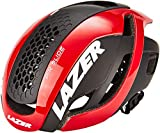Lazer Casco Bullet 2.0 Red TG M +Lens+LED