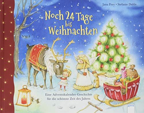 Noch 24 Tage bis Weihnachten: Eine Adventskalender-Geschichte für die schönste Zeit des Jahres