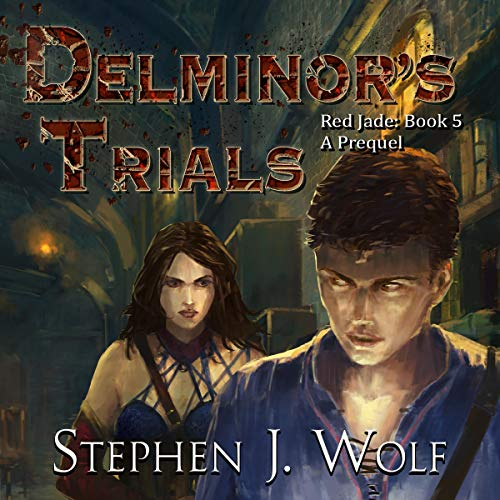 Delminor's Trials  By  cover art