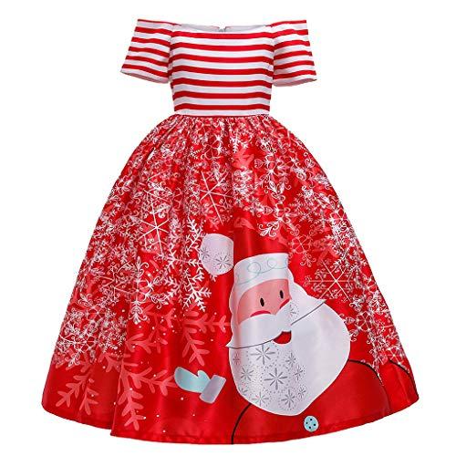 BaZhaHei Conjunto de Navidad Ropa Fiesta para Bebé Niña Recién Nacido Vestido de Princesa Infantil Estilo de Pelele Tutú Corta Princesa cumpleaños Ceremonia Navidad Elk Regalo en Oferta otoño