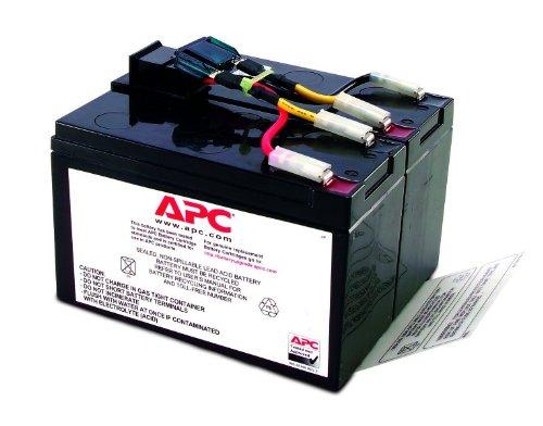 『APC SUA500JB/SUA750JB交換用バッテリキット RBC48L』のトップ画像