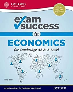 Exam Success in Economics for Cambridge AS & A Level (First Edition)