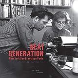 Beat generation : New-York, San Francisco, Paris   album de l'exposition   français/anglais