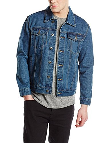 Duke D555 Big Tall Size Denim Jacket - Blue - 2XL