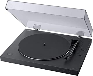 ソニー ステレオレコードプレーヤー Bluetooth対応 USB出力端子搭載 PS-LX310BT