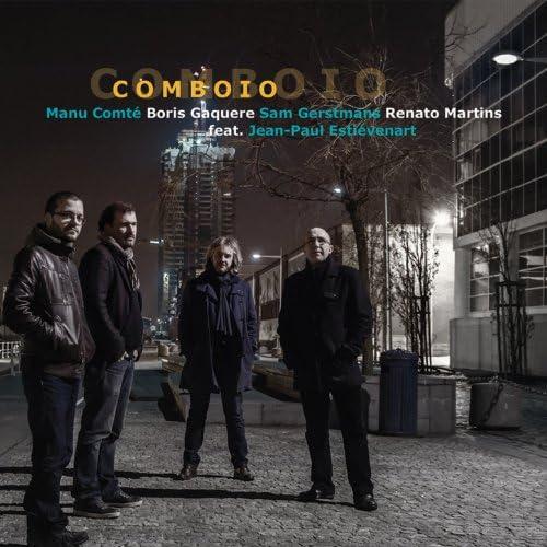 Comboio feat. Jean-Paul Estiévenart