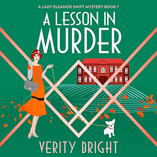 A Lesson in Murder Audiobook By Verity Bright cover art