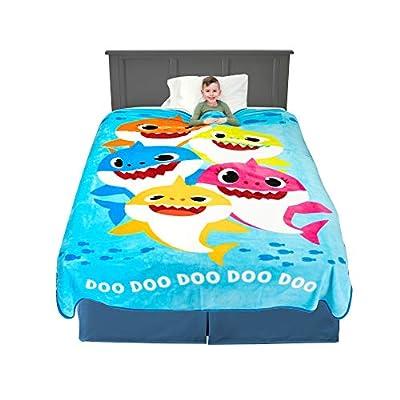 Franco Franco Kids Bedding Super Soft Plush Microfiber Blanket