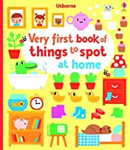 Very First Book of Things to Spot - At Home