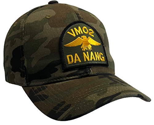Magnum P.I. Ball Cap Hat Camo OD Version VM02