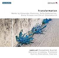 Transformation by sonic.art Saxophone Quartet
