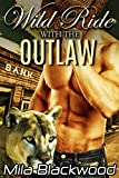 Wild Ride with the Outlaw: A BBW Cowboy Shifter Romance (Steamy Stories from the Wild West Book 1) (English Edition)