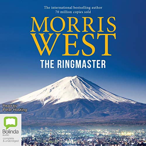 The Ringmaster audiobook cover art