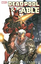 deadpool and cable comic