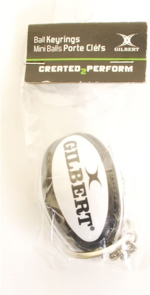 GILBERT Fashionable ospreys rugby key ring Popular popular ball