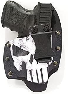 Infused Kydex USA: Long Teeth Punisher IWB Hybrid Concealed Carry Holsters for More Than 200 Different Handguns. Left & Right Versions Available.