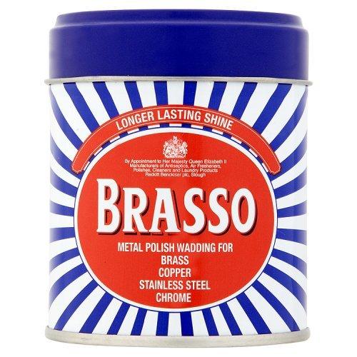 Brasso Metal Polish Wadding75g