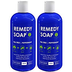 Remedy Soap Pack of 2