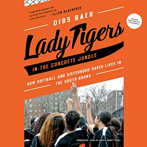 Lady Tigers in the Concrete Jungle audiobook cover art