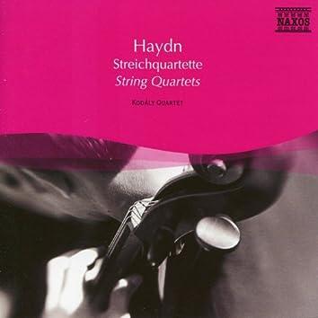 Haydn: String Quartets Nos. 5, 36 and 62