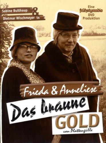 Frieda & Anneliese - Das braune Gold von Plattengülle (+ Audio-CD) [2 DVDs]
