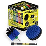 Kayak - Raft - Boat - Canoe - Inflatable - Fishing Boat - Boat Accessories - Cleaning Supplies - Hull Cleaner - Algae - Pond Scum, Oily Residue, Weeds, Barnacles, Oxidation - Spin Brush