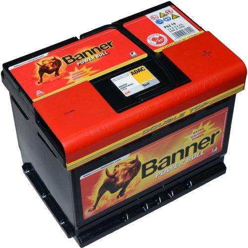 Banner Power Bull P62 19 62Ah