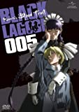 OVA BLACK LAGOON Roberta's Blood Trail 005[GNBA-7699][DVD]