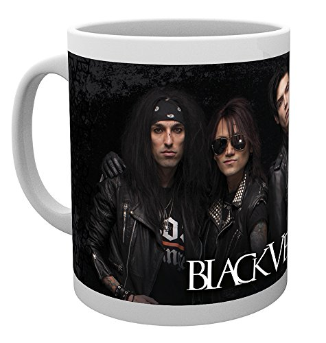 GB Eye LTD, Black Veil Brides, Grupo Stand, Taza