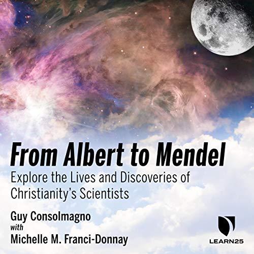 From Albert to Mendel audiobook cover art